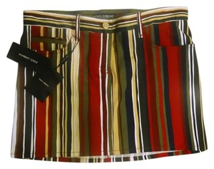Dolce&Gabbana Mini Skirt Multi