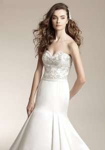 Jasmine Bridal F151011 Wedding Dress