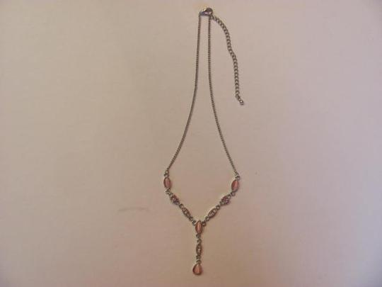 REBECCA MALONE NEW ON CARD CHAIN DROP NECKLACE