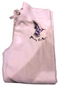 Juicy Couture Adorable Bin 852 Relaxed Pants White