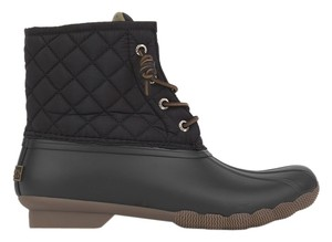 Sperry Sneaker Boots