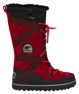 Sorel Red Boots