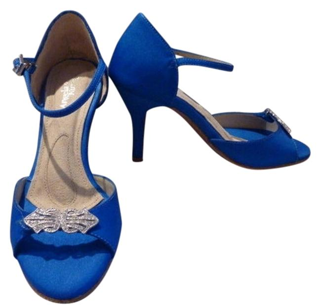 Item - Blue Astoria French Colbalt Formal Shoes Size US 7