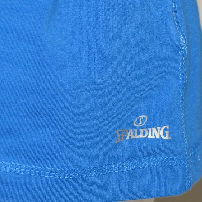 Spalding T Shirt Blue