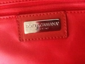 Dolce&Gabbana Wristlet in Red