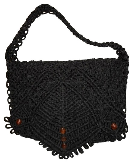 Preload https://img-static.tradesy.com/item/711435/crocheted-black-unknown-hobo-bag-0-0-540-540.jpg