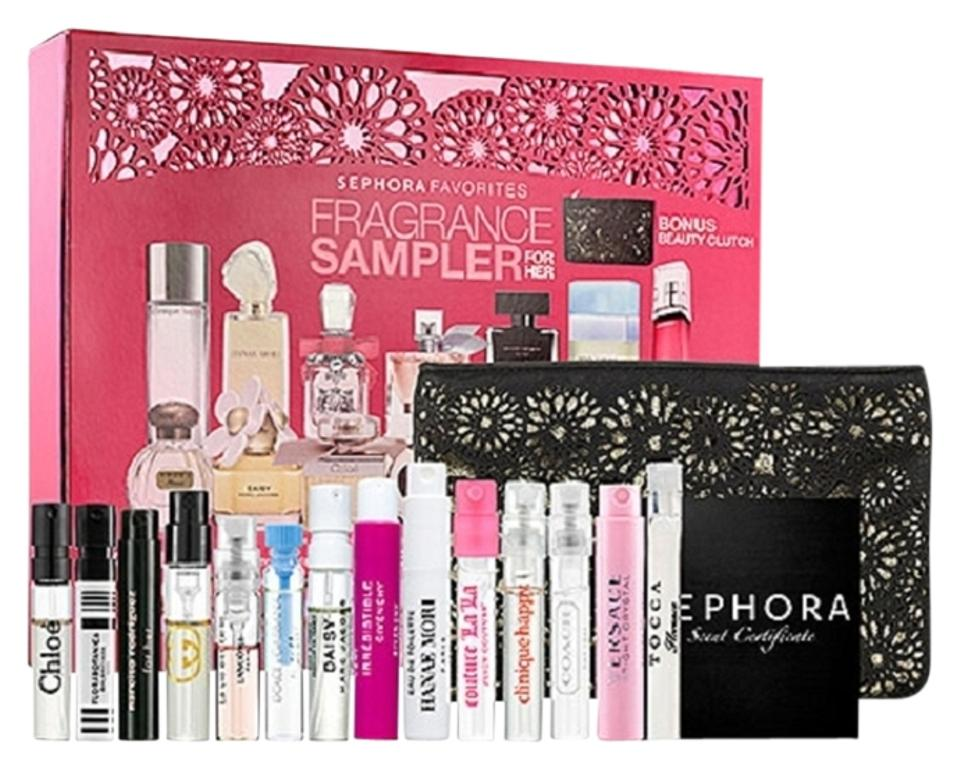Gucci W Sephora Favorites For Her Perfume Sampler Wo Certificate