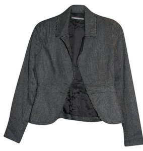 Jennifer Hope Grey Blazer