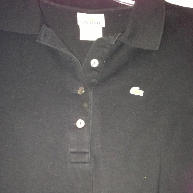 Preload https://img-static.tradesy.com/item/711572/lacoste-black-sleeve-polo-button-down-top-size-8-m-0-0-650-650.jpg