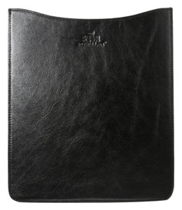 Rowallan Leather iPad Case in Black ~ NWB ~ Gorgeous & Distinguished