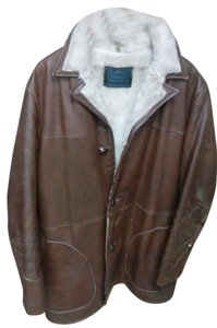 brent Very Nice MENS Vintage Large Jacket in Used Condition with lots of life left