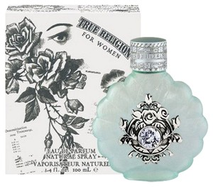 Christian Audigier True Religion Eau De Parfume 3.4oz New in Sealed Box