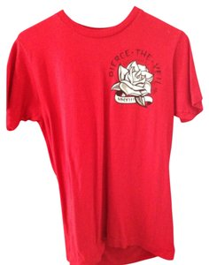 Hot Topic T Shirt Red