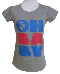 Belly by Design New With Tags Size Large Belly By Design Maternity Tee