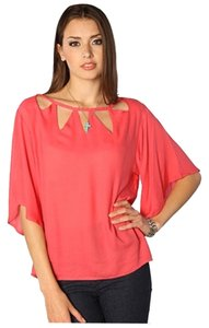 Jack by BB Dakota Sybella Cutout Top