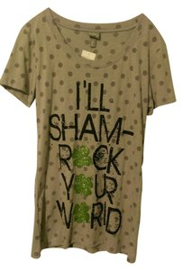 Vanity St Patricks Day Holiday T Shirt