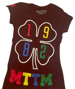 Married to the Mob Mttm T Shirt