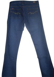 Pepe Jeans Straight Leg Jeans-Medium Wash