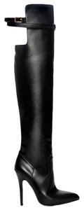 Altazurra for Target Over The Knee Designer Collection Black Boots