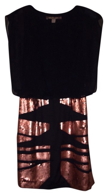Preload https://img-static.tradesy.com/item/712089/charlie-jade-black-and-sequins-above-knee-night-out-dress-size-2-xs-0-0-650-650.jpg