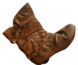 Herstyle Tan Boots