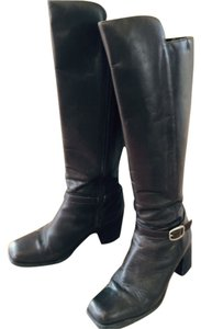 Colin Stuart Leather BROWN Boots