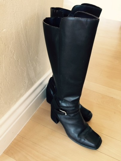 Colin Stuart Leather BROWN Boots Image 3