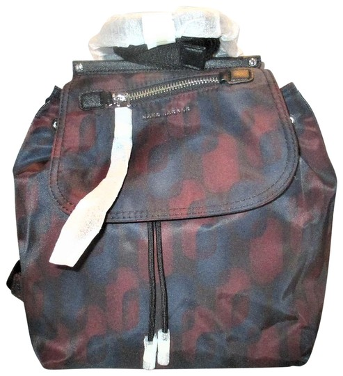 Preload https://img-static.tradesy.com/item/7124260/marc-jacobs-preppy-legend-blue-multi-colored-nylon-backpack-0-4-540-540.jpg