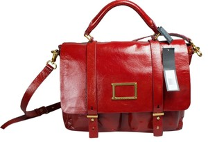 Marc by Marc Jacobs Cabernet red Messenger Bag