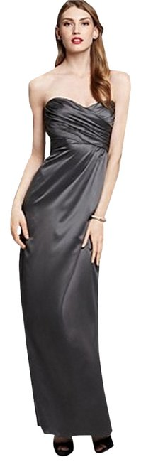 Preload https://img-static.tradesy.com/item/712534/amsale-dark-graysilver-charmeuse-silk-long-formal-dress-size-10-m-0-5-650-650.jpg