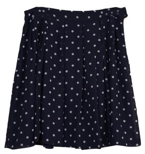 H&M Skirt navy blue