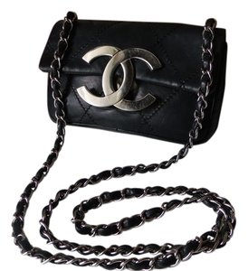 Chanel Mini Square Classic Flap Cross Body Bag