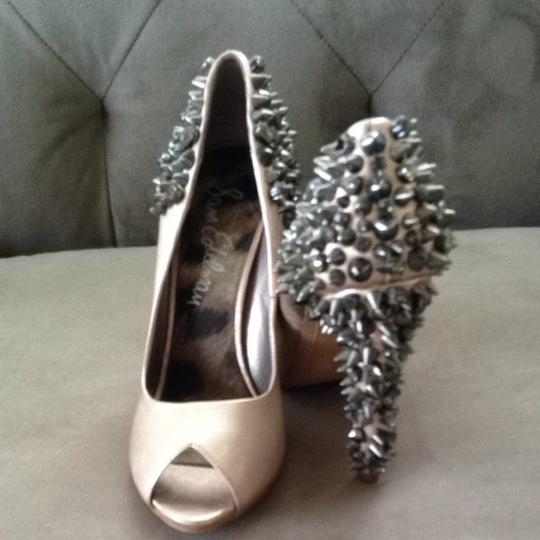 Sam Edelman Rose Gold Pumps