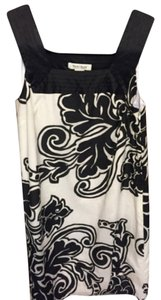 White House | Black Market short dress Black/white on Tradesy