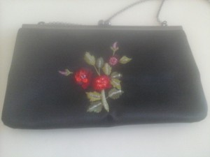 Esprit Black Clutch