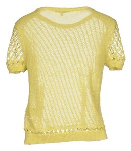 Carven Yellow Sweater