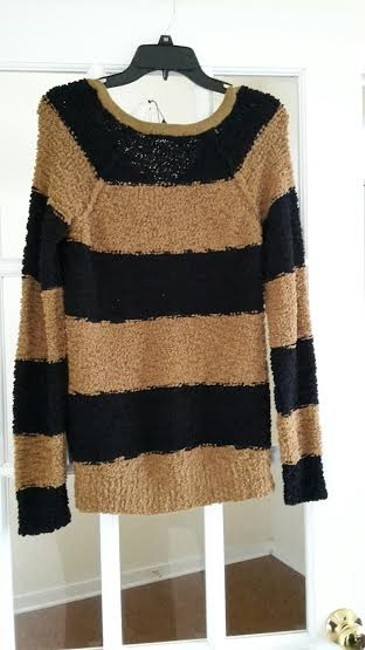 Sanctuary Polyester/Cotton. Hand Wash. Ribbed Neckline Bust 18 Length 25 Sweater Image 2