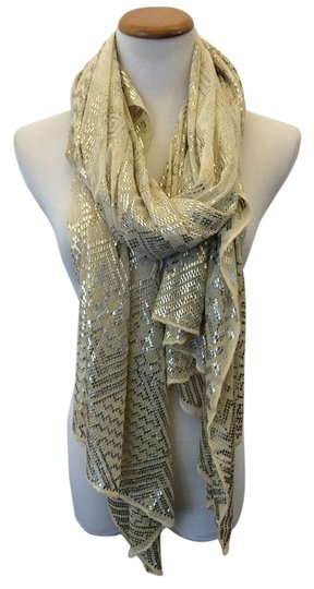 Other Scarf with Silver