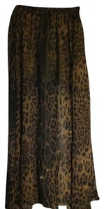 Maxi Skirt Cheetah