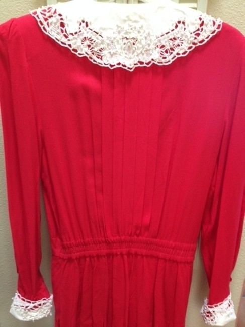 Marie St. Claire Vintage 80s Dress