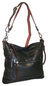 Nino BOSSI 100% Leather Cross Body Bag
