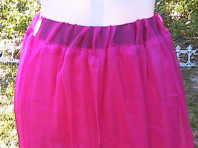 Other W/O Tag Dress Wide Leg Pants Red Image 1