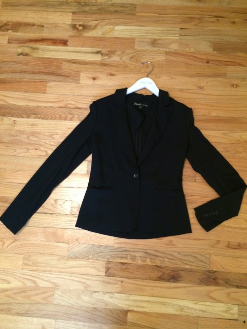 Elizabeth and James Tailored Workwear Career Perfect Fit Marykate Ashley Black Blazer