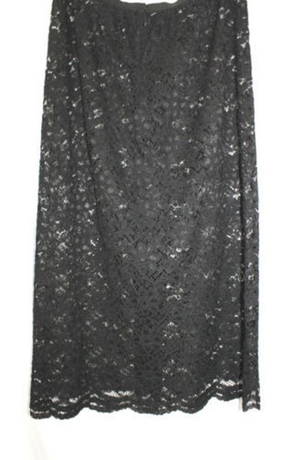 Other Lace Skirt BLACK Image 3
