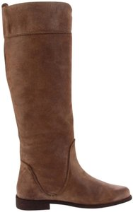 Michael Kors Suede Boot Brown Boots