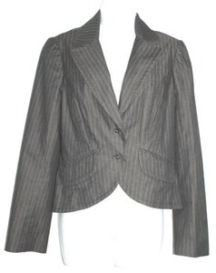 Trina Turk Cotton BLACK Blazer