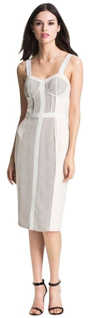 Rebecca Minkoff Cocktail Knee Length Multi New With Tag Dress