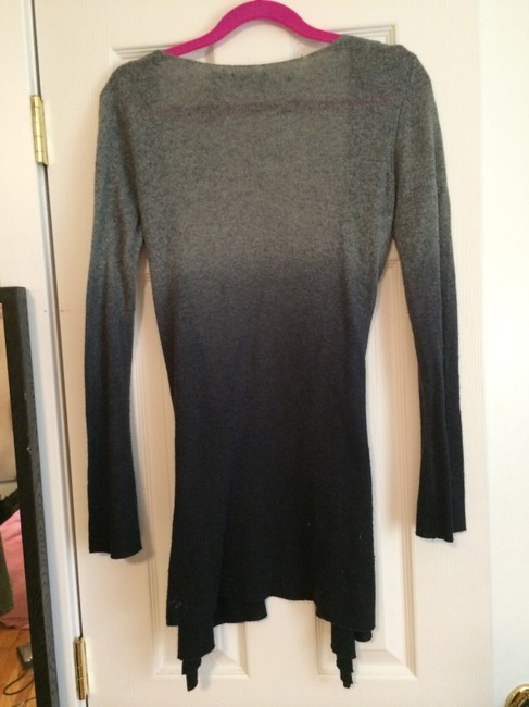 Other Ombre Silk Cardigan