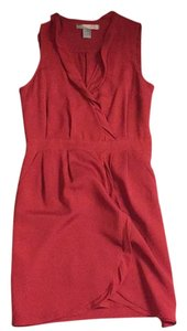 Forever 21 short dress Red, orange on Tradesy