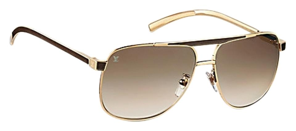 d03ffa3a4519 Louis Vuitton Taiga Leather On The Nose Bridge and Temples ...